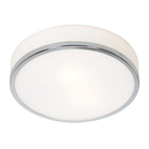 Aero-One Light Flush Mount-10 Inches Wide by 4 Inches Tall