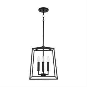 Thea - 12 Inch 4 Light Foyer - in Transitional style - 12 high by 15 wide
