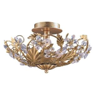 Sutton - 6 Light Ceiling Mount in traditional and contemporary Style - 16 Inches Wide by 8.5 Inches High
