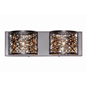 Inca-2 Light Wall Mount in Contemporary style-4.25 Inches wide by 5 inches high