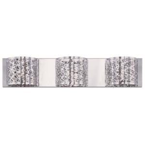 Inca-3 Light Wall Mount in Contemporary style-4.25 Inches wide by 5 inches high