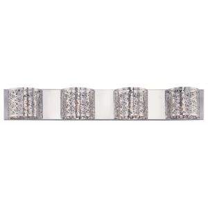 Inca-4 Light Wall Mount in Contemporary style-4.25 Inches wide by 5 inches high