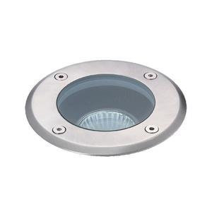 One Light Outdoor In-Ground Lamp - 3.37 Inches Wide by 5.25 Inches High