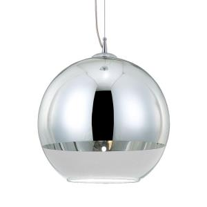 Chromos - 1 Light Medium Pendant - 12 Inches Wide by 12 Inches High