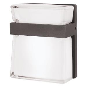 Belted - 7.5 Inch 10W 1 LED Wall Sconce
