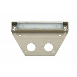 Nuvi - 1.9W LED Medium Deck Light (Pack of 10) - 5 Inches Wide by 0.75 Inches High