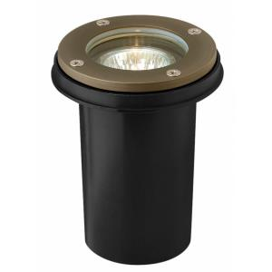 Hardy Island - Low Voltage One Light Low Voltage Well Lamp - 3.75 Inches Wide by 3.75 Inches High