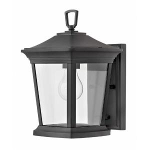 Bromley - 1 Light Extra Small Outdoor Wall Lantern in Traditional Style - 8 Inches Wide by 11.75 Inches High