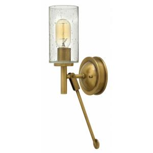 Collier - 1 Light Wall Sconce in Traditional, Mid-Century Modern Style - 5 Inches Wide by 16.75 Inches High