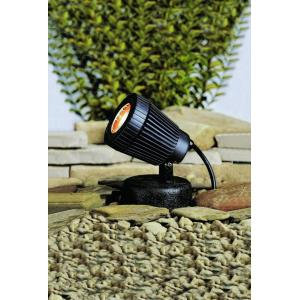 Low Voltage One Underwater Pond light 5 inches tall by 4 inches wide