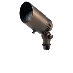 1 light Fixed Accent Light with Adjustable Cowl 2.5 inches tall by 2.5 inches wide