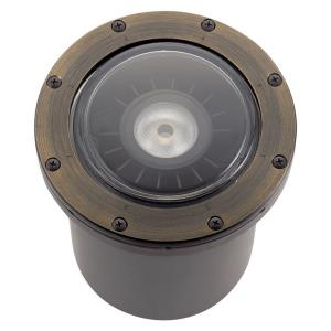 VLO - 17W 1 LED 15 Degree In-Ground Accent Light - 8 inches tall by 7 inches wide