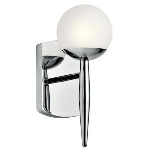 Jasper - 1 Light Wall Sconce - with Mid-Century/Retro inspirations - 11.5 inches tall by 4.5 inches wide