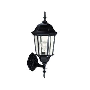 Madison - 1 light Outdoor Wall Bracket - with Traditional inspirations - 22.75 inches tall by 9.5 inches wide