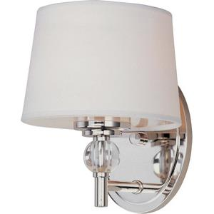 Rondo-One Light Wall Sconce in Transitional style-6.5 Inches wide by 8.5 inches high