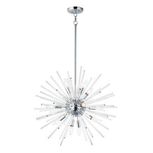 Polaris-Twelve Light Pendant-23 Inches wide by 25 inches high