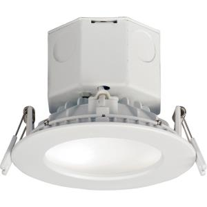 Cove-Recessed DownLight 120 V PCB Integrated LED Light-4.75 Inches wide by 3.25 inches high