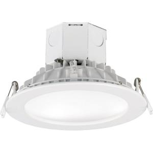 Cove-Recessed DownLight 120 V PCB Integrated LED Light-6.75 Inches wide by 3.75 inches high