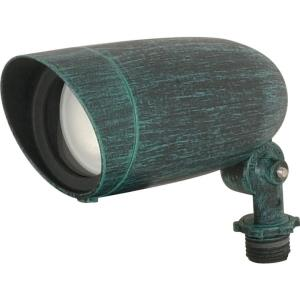 One Light Outdoor Flood Light-2.5 Inches Wide
