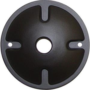 Accessory-1 Port Outdoor Mounting Plate-4.5 Inches Wide by 1 Inch High