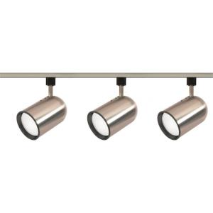 Three Light Bullet Cylinder Track Kit-4.75 Inches Wide by 4.75 Inches High