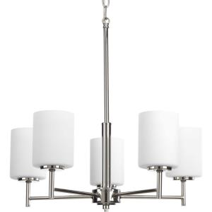 Replay - Chandeliers Light - 5 Light in Modern style - 21 Inches wide by 20.13 Inches high