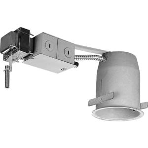 Recessed Housing - 11.375 Inch Width - 1 Light - Low Voltage - Damp Rated