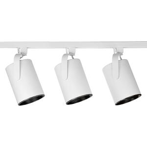 Alpha Trak Kits - Track Light - 3 Light in Modern style - 4.38 Inches wide by 8.75 Inches high