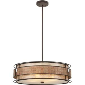 Mica - 4 Light Pendant - 5.5 Inches high