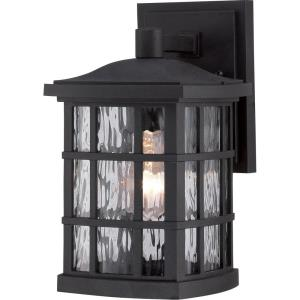 Stonington - 1 Light Outdoor Wall Mount - 10.5 Inches high