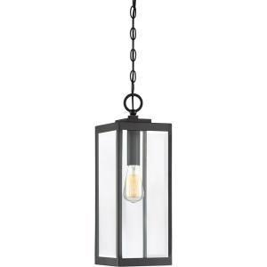 Westover 1-Light Outdoor Hanging Lantern - 20.75 Inches Tall and 7 Inches Wide