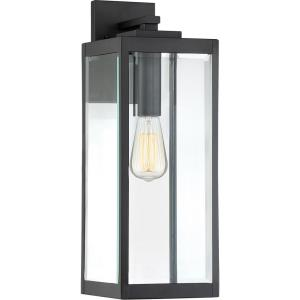 Westover 1-Light Large Outdoor Wall Lantern in Transitional Style 20 Inches Tall and 7 Inches Wide