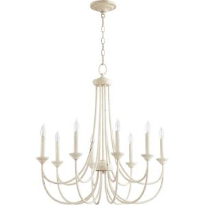 Brooks - 8 Light Chandelier in style - 28.75 inches wide by 30 inches high