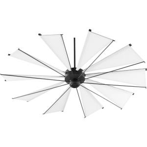 Mykonos - Ceiling Fan in Soft Contemporary style - 72 inches wide by 21.16 inches high
