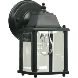 1 Light Outdoor Wall Lantern in style - 4.5 inches wide by 8.5 inches high