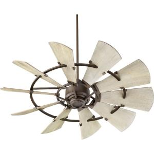 Windmill - Ceiling Fan in Transitional style - 52 inches wide by 16.46 inches high