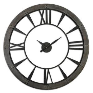 Ronan - 60 inch Large Wall Clock - 60 inches wide by 1.5 inches deep