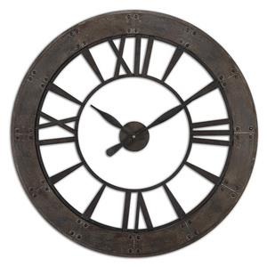 Ronan - 40 inch Wall Clock - 40 inches wide by 1 inches deep