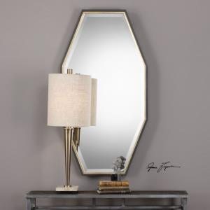 Savion - 46 inch Octagon Mirror - 24 inches wide by 1.5 inches deep