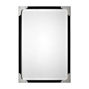 Gilpin - 38.63 inch Industrial Mirror - 26.63 inches wide by 1.5 inches deep
