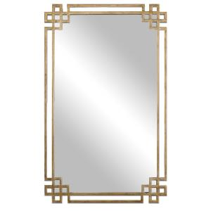 Devoll - 36.63 inch Mirror - 22.75 inches wide by 1 inches deep