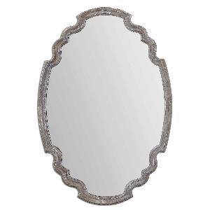 Ludovica - 34.88 inch Mirror - 24.13 inches wide by 1.5 inches deep
