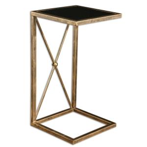 Zafina - 25 inch Side Table - 13 inches wide by 13 inches deep