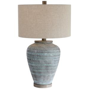 Pelia - 1 Light Table Lamp - 17 inches wide by 17 inches deep