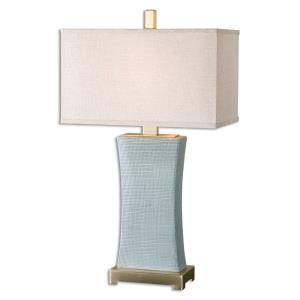 Cantarana - 1 Light Table Lamp - 17 inches wide by 9 inches deep