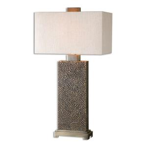 Canfield - 1 Light Table Lamp - 17 inches wide by 10 inches deep