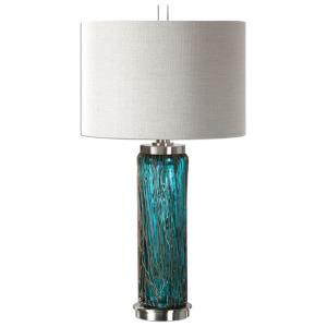 Almanzora - 1 Light Table Lamp - 15.5 inches wide by 15.5 inches deep