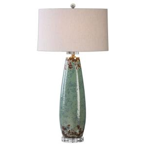 Rovasenda - 1 Light Table Lamp - 18 inches wide by 11 inches deep