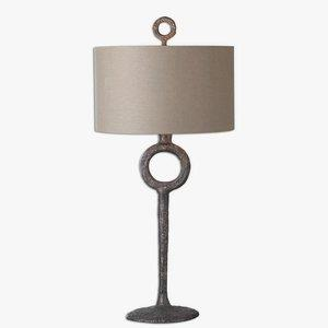 Ferro - 1 Light Table Lamp - 16 inches wide by 16 inches deep