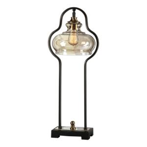 Cotulla - 1 Light Table Lamp - 11.5 inches wide by 9.25 inches deep